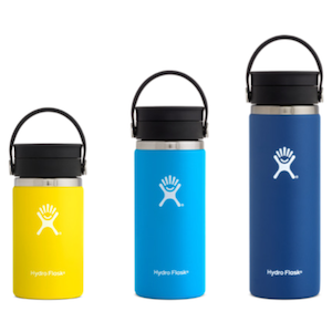 Hydro Flask Introduces New Coffee and Drinkware Offerings