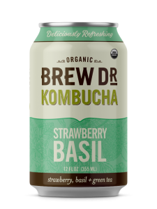 A Taste of Summer Now Available Year-Round from Brew Dr. Kombucha