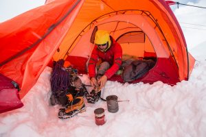 MSR® Reactor® Stove System and DynaLock™ Ascent Poles Receive Awards from Backpacker and ISPO