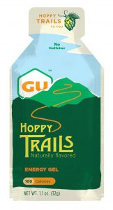Hit the Trails With GU Energy Labs' Newest Gel Flavor, Hoppy Trails