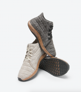 SOLE™ and United By Blue™ Launches Kickstarter for World's Most Eco-Friendly Shoe