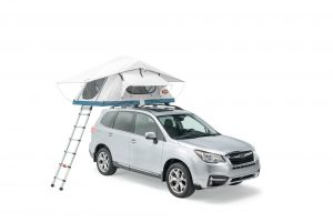 Tepui Launches Streamlined Low-Pro Rooftop Tent