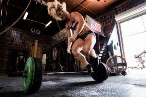 inov-8 Athlete Dani Speegle Finishes USA CrossFit Games Open Ranked #1