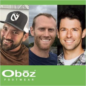 Oboz Footwear adds Freestone Sales Group for the Rockies