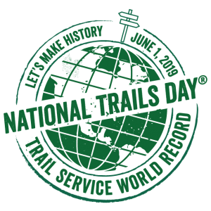 Trail Service World Record to be Set on National Trails Day®