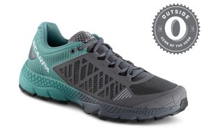 SCARPA Spin Ultra earns Outside Magazine 2019 Gear of the Year Award for trail-running shoes