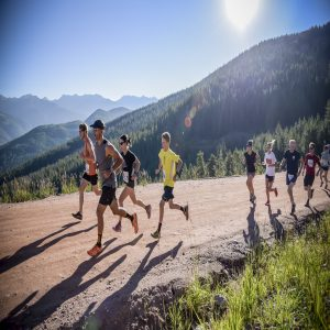 Dynafit Sponsors the Vail Trail Running Series