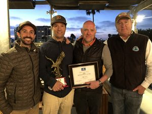 Eagle Creek Names Clear Creek Reps As 2018 Rep of the Year