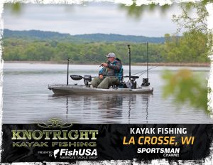 Season 8 of Knot Right Kayak Fishing presented by FishUSA set to premiere May 23rd on Sportsman Channel