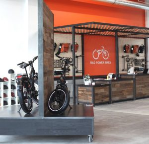 Rad Power Bikes Expands Footprint and Opens New Flagship Showroom in Seattle