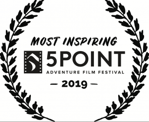 """Mountain in the Hallway Wins """"Most Inspiring"""" at 5Point Adventure Film Festival"""