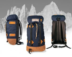 Wilderness Experience is Back! Limited Edition Original Klettersack on Kickstarter