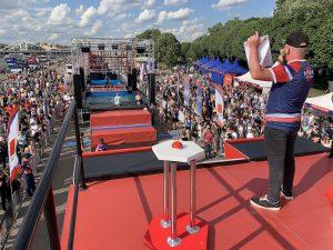 Ninja OCR World Championships announced August 30, 2019