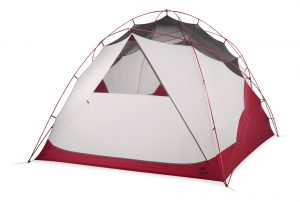 MSR® Habitude™ Tents Provide Adventurous Families with Standing-Height Shelters They can Trust
