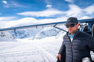Merrell launches film on Mike Chambers' attempt at Denali speed record