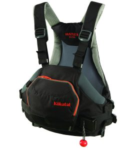 Kokatat debuts HustleR rescue life vest  at Paddlesports Retailer