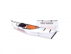 """Oru Kayak Revolutionizes Origami Boat Design Again With """"The Inlet"""""""