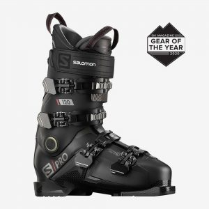 Salomon S/PRO Boot Receives Gear of the Year Award from SKI Magazine