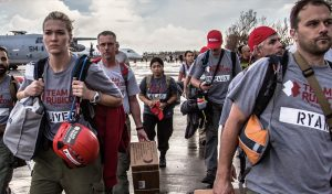 Gerber Supports Team Rubicon for National Preparedness Month