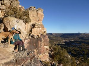 "Emily ""Jonesie"" Jones from Open Sky Wilderness Therapy Selected as Recipient of 2019 Jumping Mouse Award"