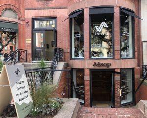 Forsake Opens Boston Pop-up Store
