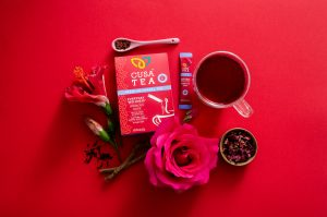 Cusa Tea Continues Expansion With New Distributor, New Herbal Tea Line