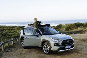 Front Runner Outfitters Turns The New Toyota RAV4 Into Dream Adventuremobile