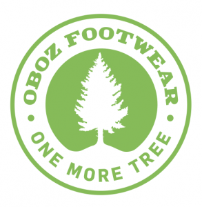 Oboz Footwear hits 3 million tree mark with Trees for the Future