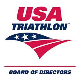 Henry J. Brandon III, Monica Paul Elected to USA Triathlon Board of Directors