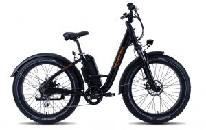Rad Power Bikes Announces Crossover Fat Tire Step-Thru Electric Bike