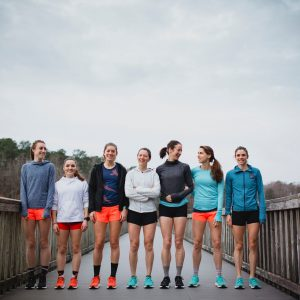 Salomon Teams With Raleigh Distance Project