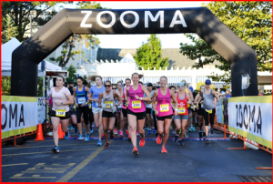SynchroKnit™ by Wigwam Named Official Sock Sponsor of Zooma Women's Race Series