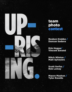 """Uprising"" Announces Photographer Teams, Welcomes Supporters"