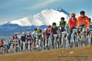 1200 athletes will brave the snow, frozen mud, and nippy temperatures for the Old Man Winter Bike Rally & Run this Sunday.