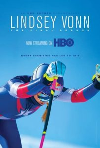 Lindsey Vonn: The Final Season Snags Two Emmy Nominations
