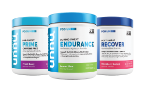 Nuun Hydration Debuts New 3-Part Performance Supplement System, The Podium Series