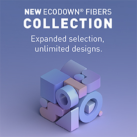 Thermore – The New Ecodown® Fibers Collection: