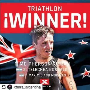 Kiwi Multi-Sport Phenom Kieran McPherson to 'Tri Across New Zealand'