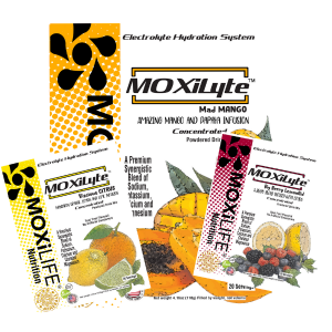 """MOXiLIFE® Launching the First """"Gut Healthy"""" Electrolyte drink"""
