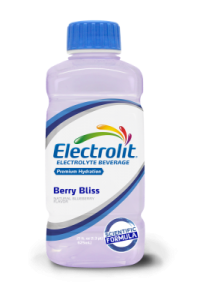 Electrolit Beverage Brand Expands Product Line to Include Three Fruit Flavors