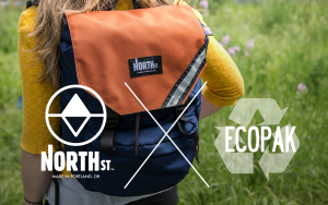 North St. Bags Announces Implementation of New Recycled Sailcloth Fabric