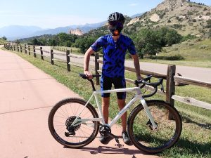 American Veteran Wins Taylor Phinney-painted Allied Cycleworks Able Bike